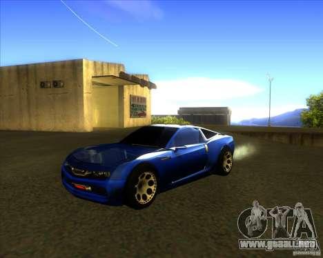 Exage para GTA San Andreas