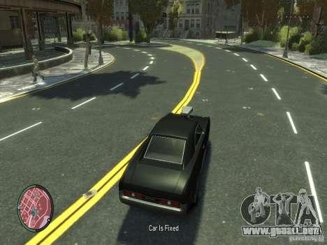 Road Textures (Pink Pavement version) para GTA 4 sexto de pantalla