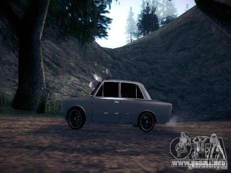 2106 Vaz para GTA San Andreas left