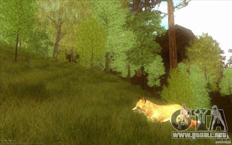 Wild Life Mod 0.1b para GTA San Andreas séptima pantalla