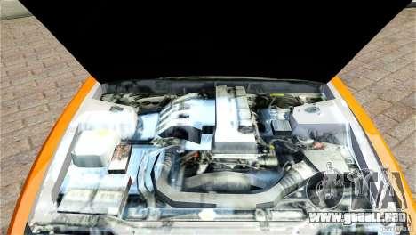 Nissan Sil1480 Drift Spec para GTA 4 vista interior