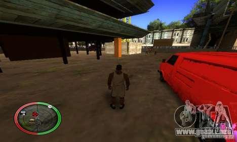 NEW STREET SF MOD para GTA San Andreas séptima pantalla