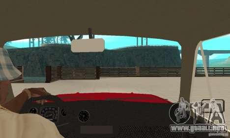 ZAZ: 968 m para la visión correcta GTA San Andreas