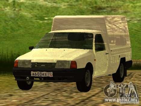 IZH 2717 para GTA San Andreas