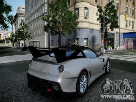 Ferrari 599xx 2012 para GTA 4 left