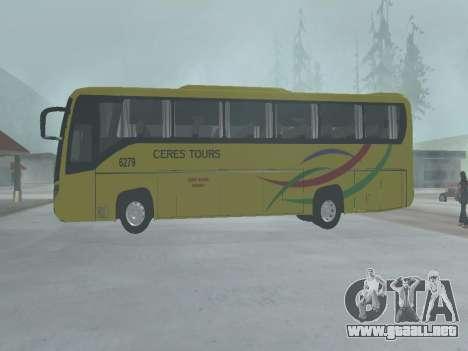 Yanson Viking - CERES TOURS 6279 para GTA San Andreas vista hacia atrás