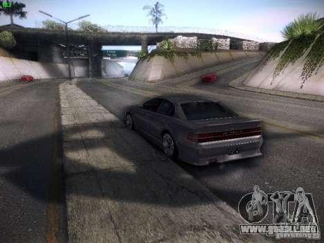 Todas Ruas v3.0 (Los Santos) para GTA San Andreas undécima de pantalla