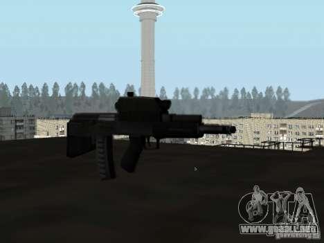 Adder OTS-101 para GTA San Andreas tercera pantalla