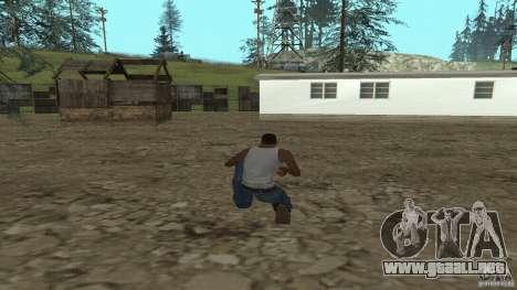 Realista apiario v1.0 para GTA San Andreas sexta pantalla