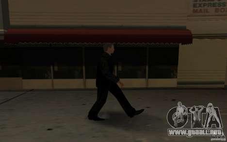 Agente 007 para GTA San Andreas sexta pantalla