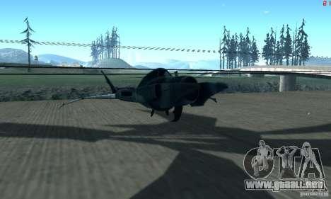 BatWing para GTA San Andreas left