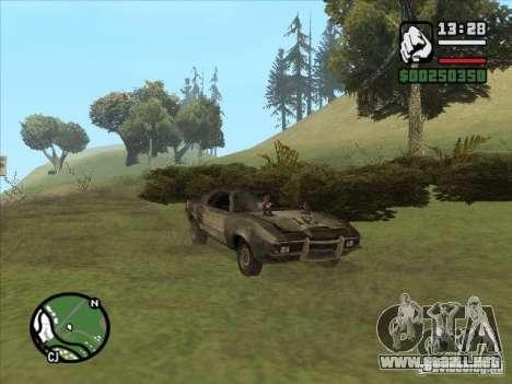 Malice from FlatOut 2 para GTA San Andreas