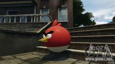 Angry Bird Ped para GTA 4 tercera pantalla