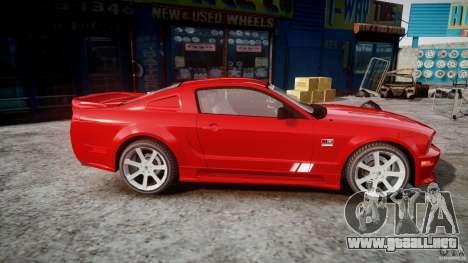 Saleen S281 Extreme - v1.2 para GTA 4 vista interior