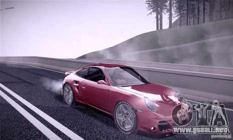 ENB By SilveR v1.0 para GTA San Andreas segunda pantalla