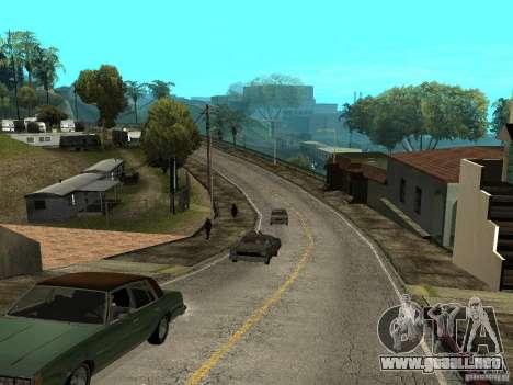 GTA SA 4ever Beta para GTA San Andreas décimo de pantalla