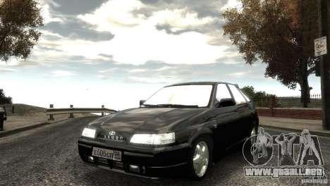VAZ-2112 para GTA 4