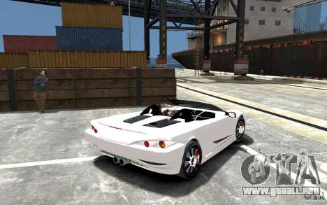 K1 Attack Concept para GTA 4 visión correcta