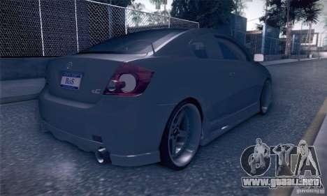 Scion Tc Street Tuning para la visión correcta GTA San Andreas