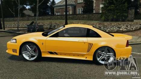 Saleen S281 2000 para GTA 4 left