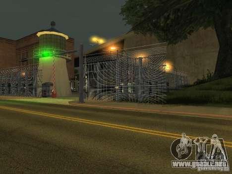 Bus Parque v1.1 para GTA San Andreas segunda pantalla