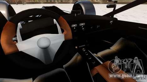 TM Holofernes v1.5 para GTA 4 vista interior