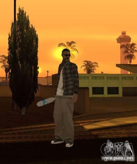 Bate El Coronos v.1.0 para GTA San Andreas quinta pantalla