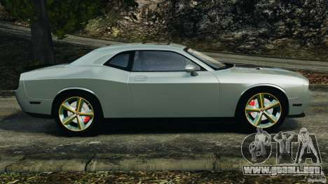 Dodge Challenger SRT8 2009 [EPM] para GTA 4 left