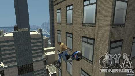 The Lost and Damned Bikes Hexer para GTA 4 visión correcta