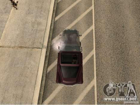 Walton turbine para la visión correcta GTA San Andreas