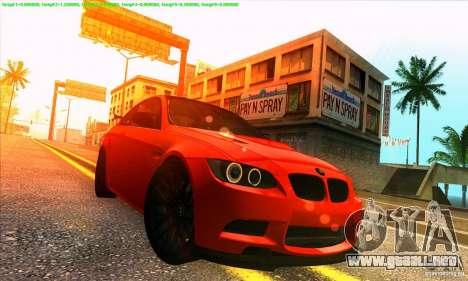 SA_gline 4.0 para GTA San Andreas séptima pantalla