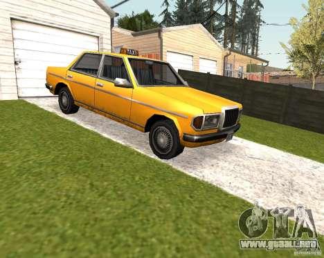 Admiral Taxi para GTA San Andreas