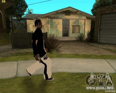 En najke Grove para GTA San Andreas segunda pantalla