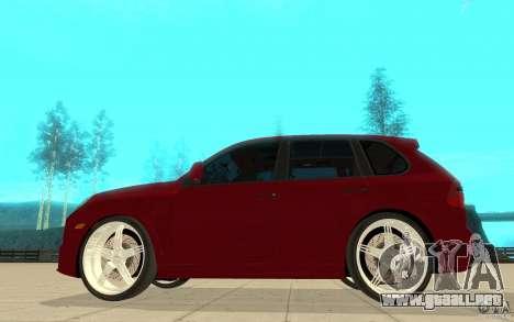FlyingWheels Pack V2.0 para GTA San Andreas segunda pantalla
