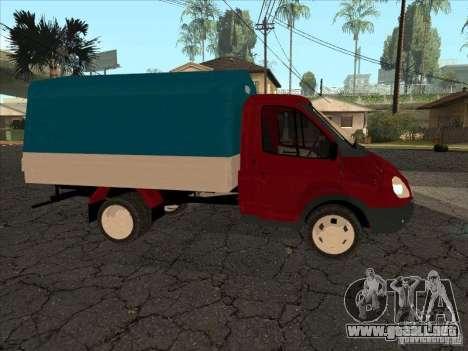 3302 Gacela para GTA San Andreas left
