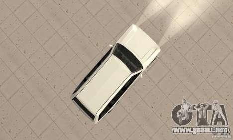 Range Rover Vogue 2003 para la visión correcta GTA San Andreas