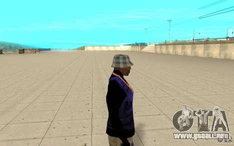 Bronik piel 2 para GTA San Andreas segunda pantalla