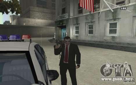 Animación de GTA IV v 2.0 para GTA San Andreas séptima pantalla