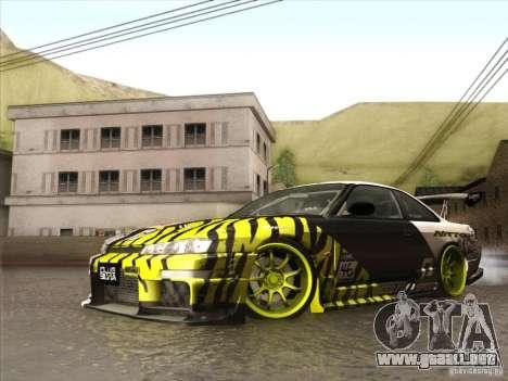 Nissan 200SX S14A para visión interna GTA San Andreas
