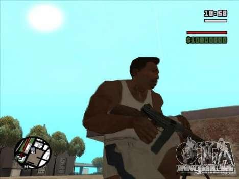 TOMSON para GTA San Andreas