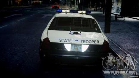 Ford Crown Victoria Fl Highway Patrol Units ELS para GTA 4
