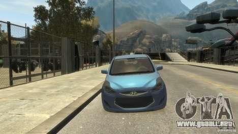 Hyundai IX20 2011 para GTA 4 left