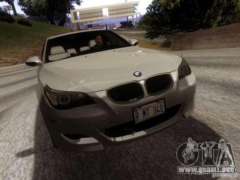 Nuevas pantallas de carga para GTA San Andreas quinta pantalla