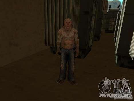 Controlador de S.T.A.L.K.E.R. para GTA San Andreas segunda pantalla