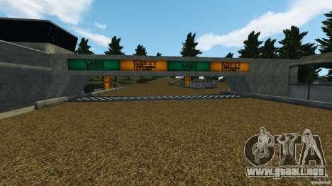 DiRTY - LandRush para GTA 4 tercera pantalla