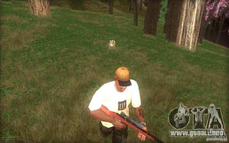 Spring Season para GTA San Andreas quinta pantalla