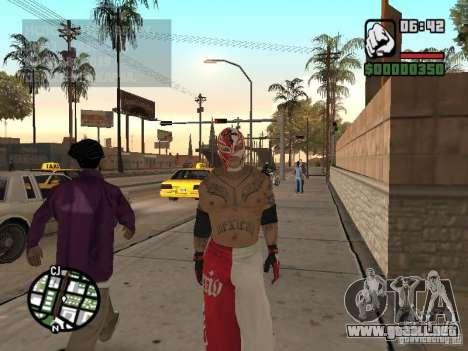 Rey Mysterio para GTA San Andreas