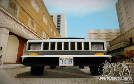 HQLSA v1.1 para GTA San Andreas tercera pantalla