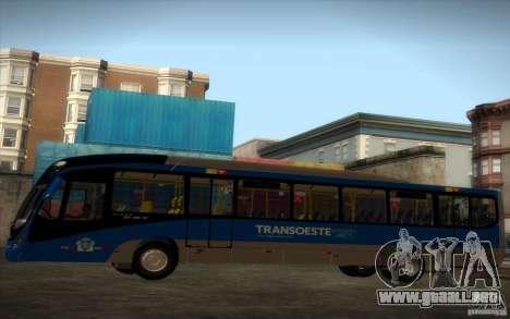 Marcopolo Viale BRT 0500M para la visión correcta GTA San Andreas