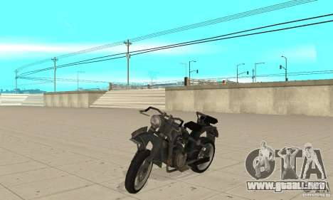 Bike Wolfenstein para GTA San Andreas